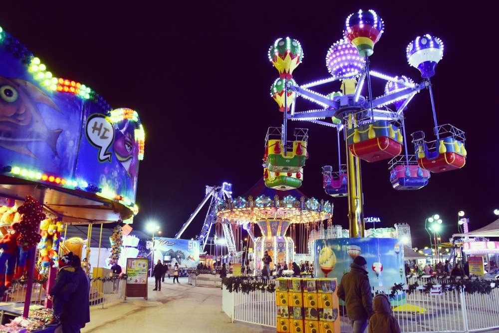 Christmas Fairyland Nicosia 2018