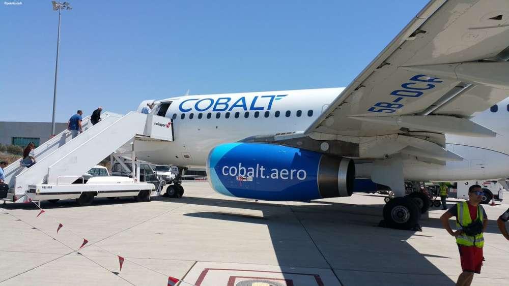Cobalt: a timeline