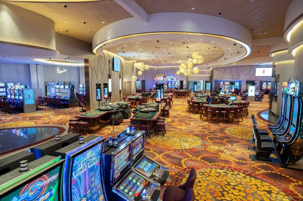 worlds largest casino popup