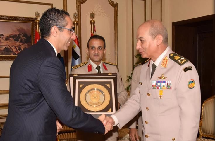 Cyprus and Egypt willing to upgrade their defence cooperation