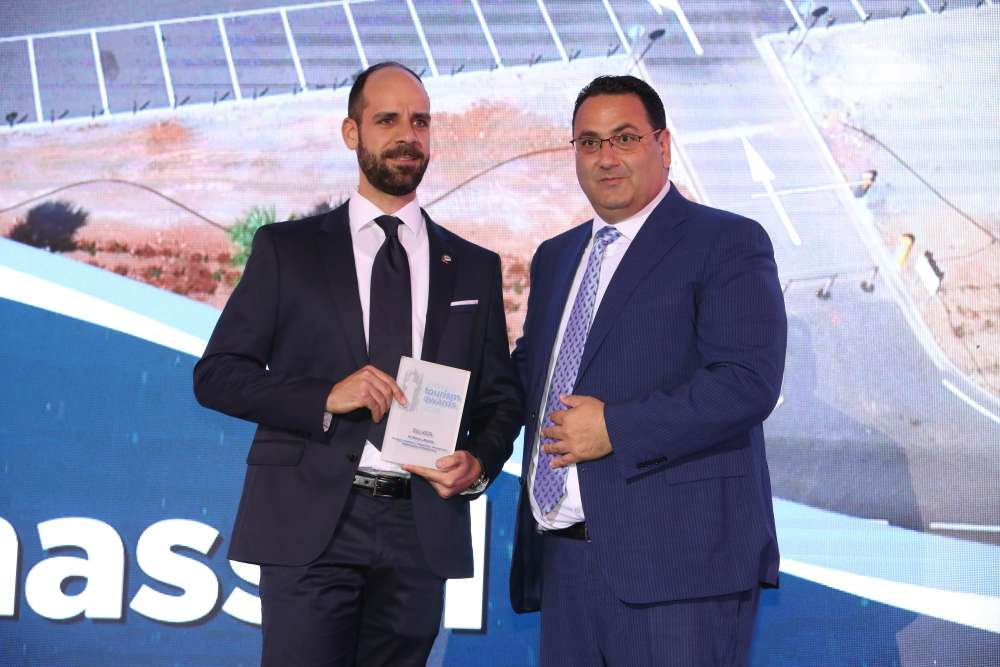 DP World Limassol recognised at Cyprus Tourism Awards 2019