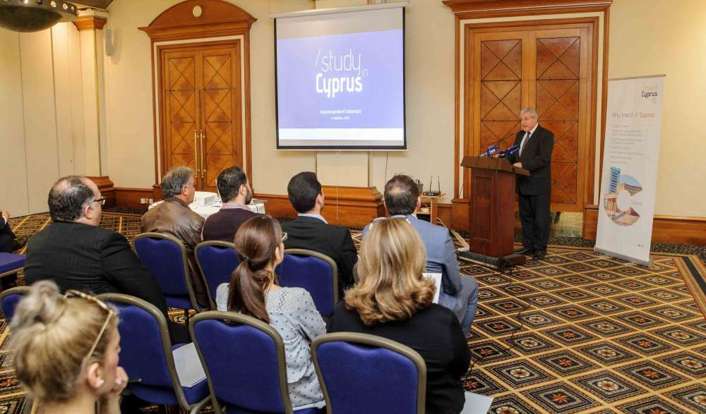 Invest Cyprus promotes higher education with 'Study in Cyprus' campaign