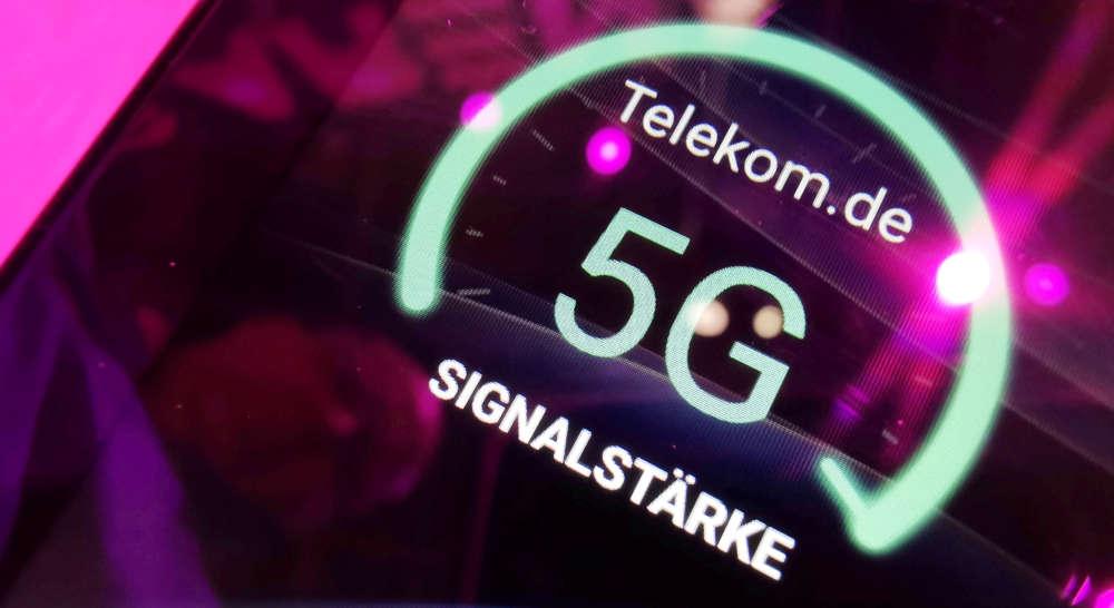 Deutsche Telekom freezes 5G deals pending Huawei ban decision