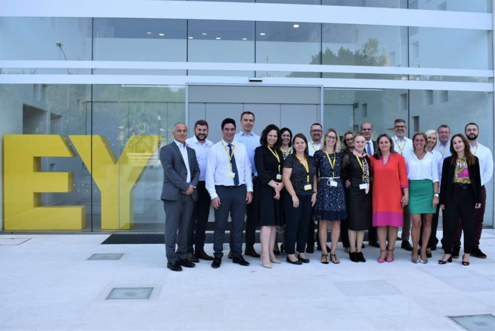 EY Cyprus hosts annual regional meeting of EY's People Advisory Services leadership