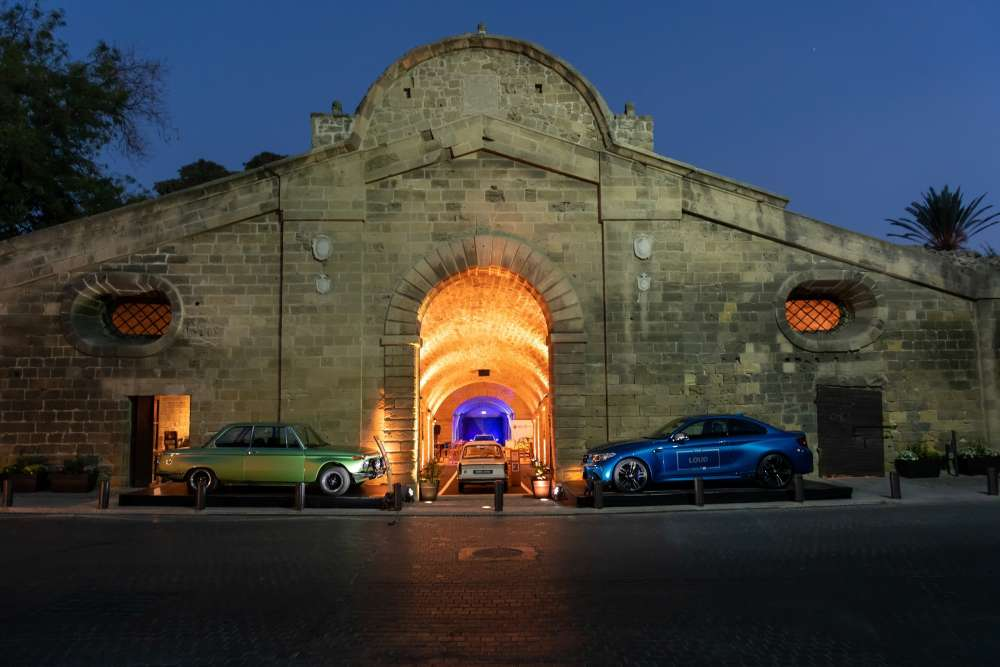 Εvent to celebrate 60 years of BMW in Cyprus