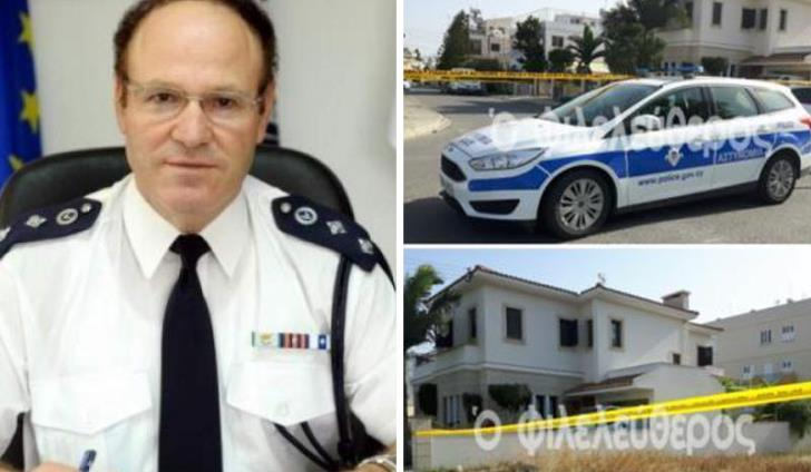 Deputy police chief latest remarks on Strovolos' couple murder case