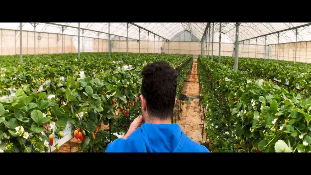 'Visit Deryneia' promotional video