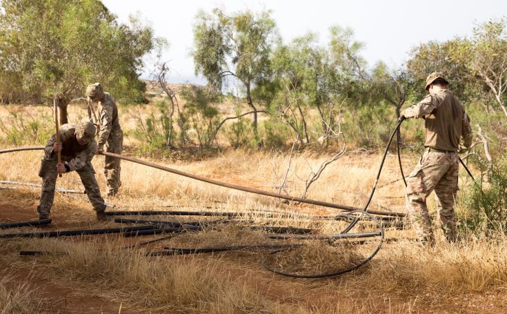 Dhekelia SBA police arrest man on suspicion of bird trapping