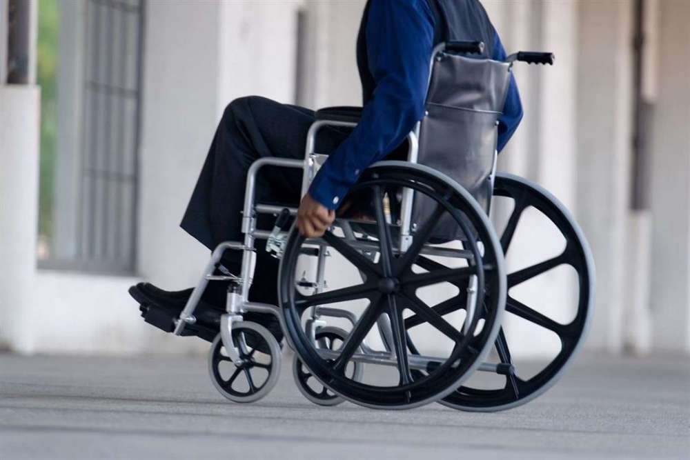 20% of people in Cyprus reported having a long-term disability