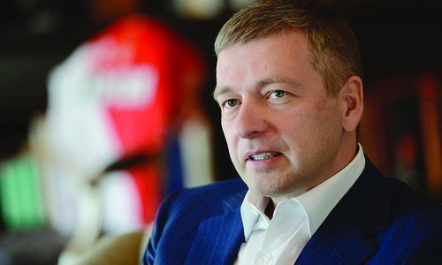 Russian billionaire Rybolovlev hits Sotheby's with  $380 million lawsuit