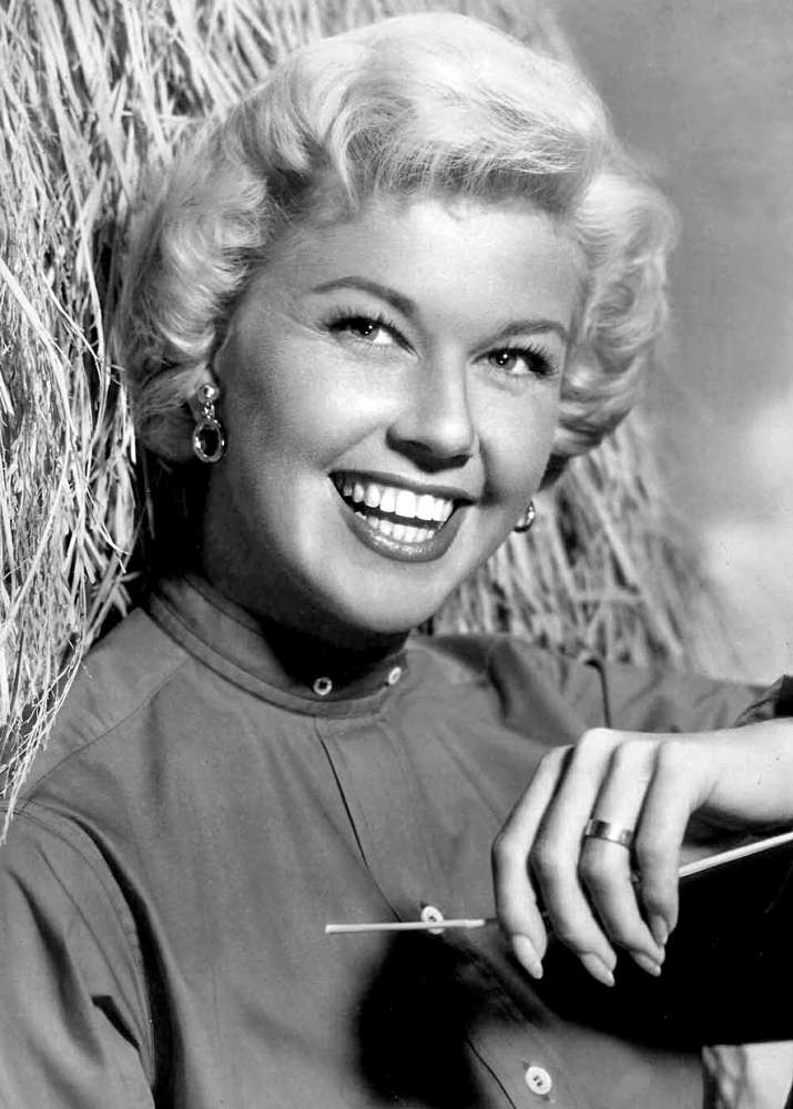 Hollywood star Doris Day