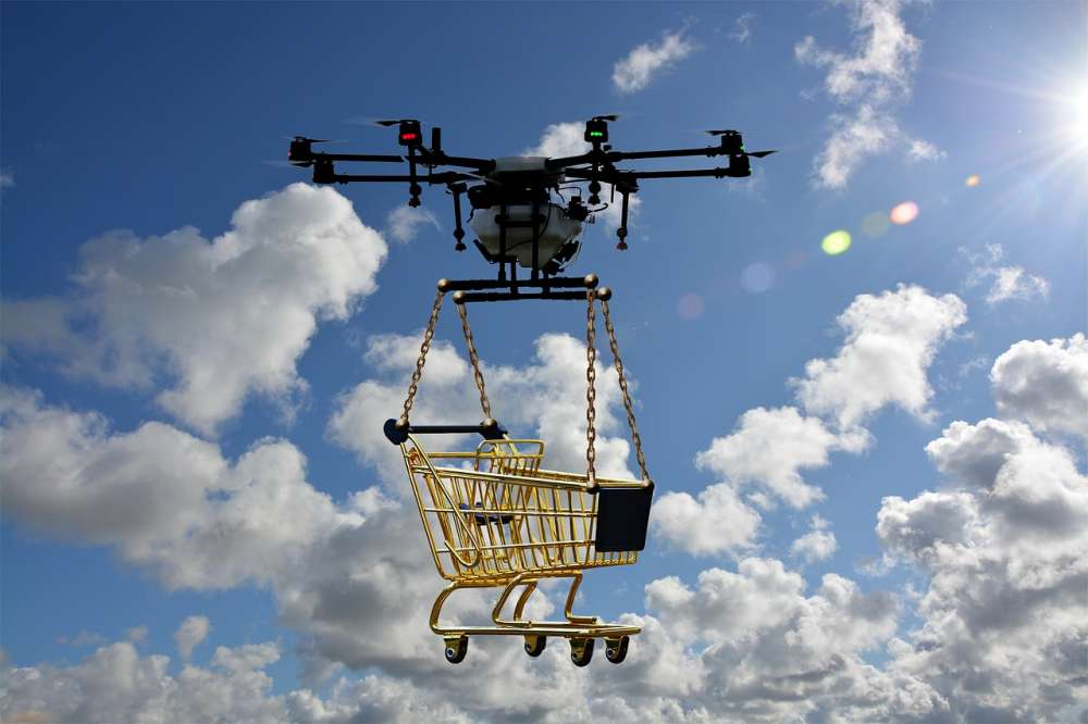 Cyprus Post examining delivering packages with drones