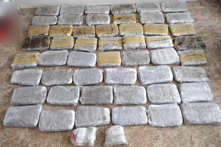 More drugs were confiscated in the past 20 days than the whole year
