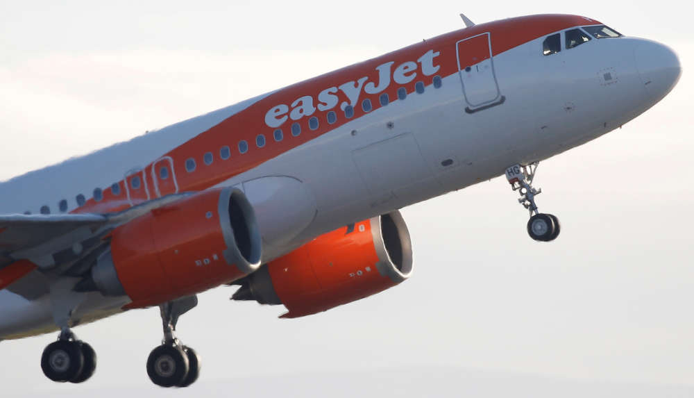 EasyJet partner starts developing engine for electric plane