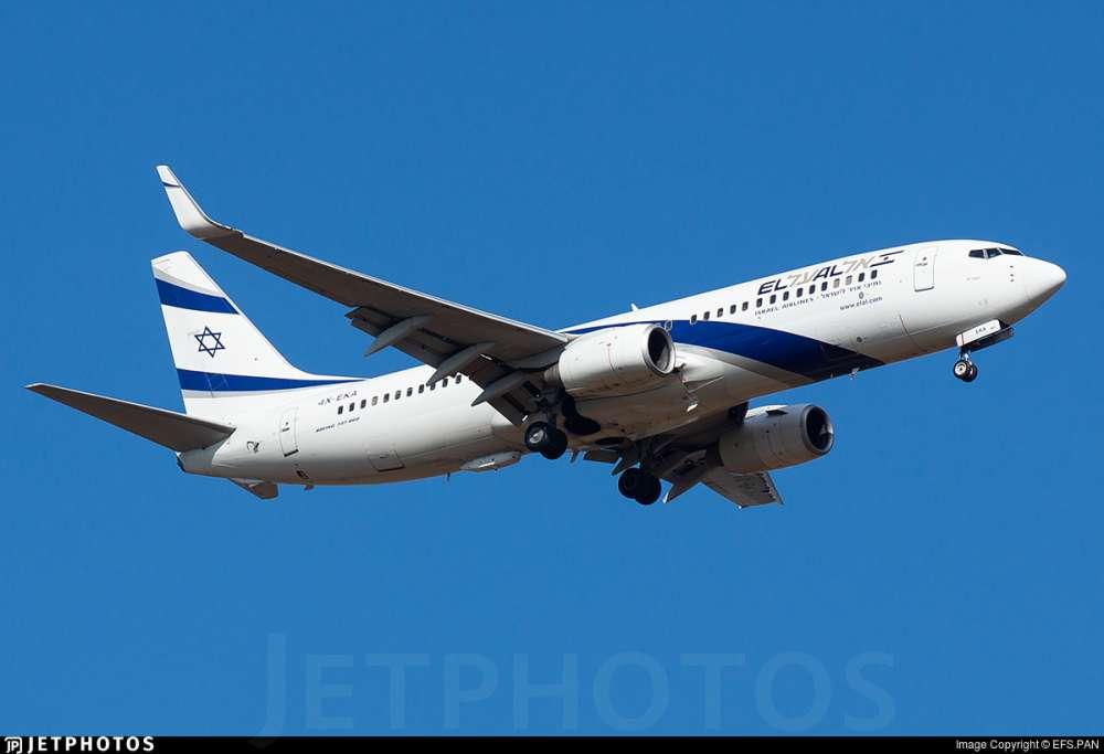Israeli plane makes emergency landing in Larnaca due to smoke on board