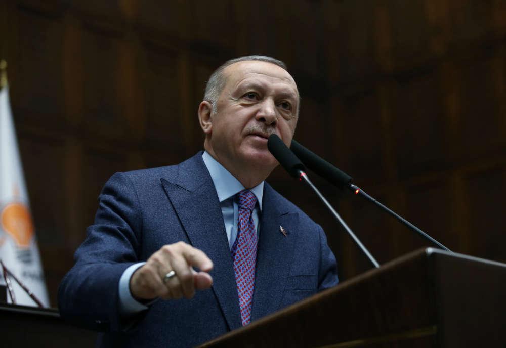 Erdogan: Third Turkish drill ship to begin operations in 2020