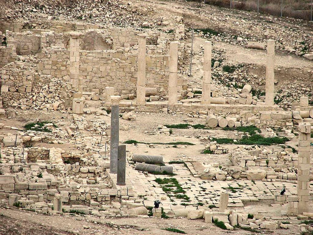 East Amathous Archaeological Site