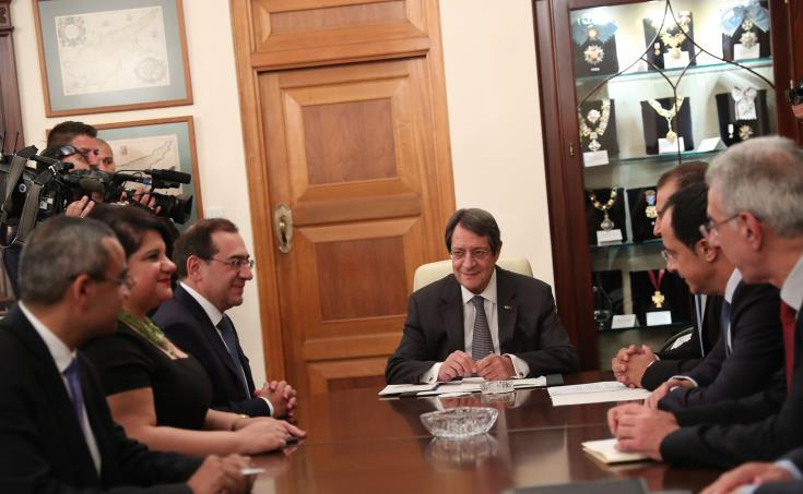 Cyprus and Egypt sign agreement for Aphrodite pipeline