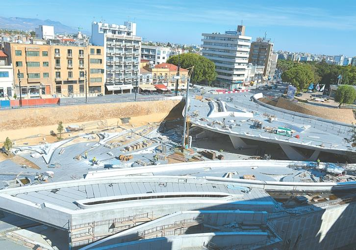 Revamped Eleftheria Square to be car free