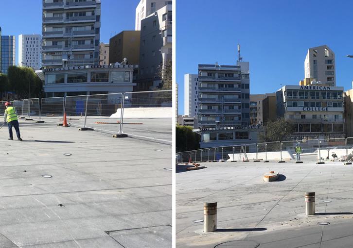 Eleftheria Square bridge to open today (pictures)