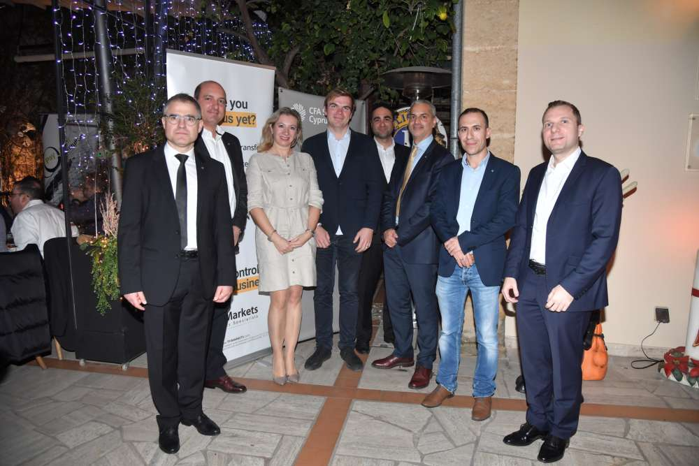 CFA Society Cyprus welcomes new members