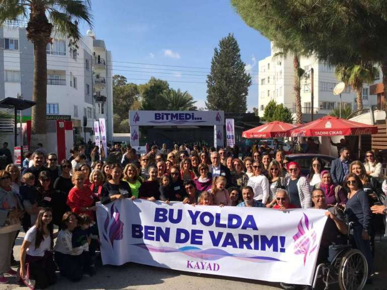 321 violent incidents against women in 22 months in Turkish-occupied north