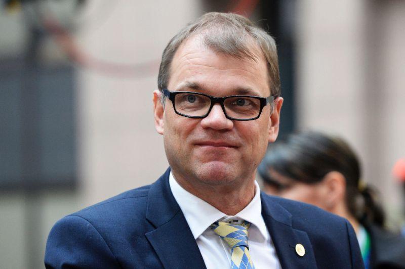 Finnish Prime Minister to visit Nicosia on Sunday to meet President Anastasiades