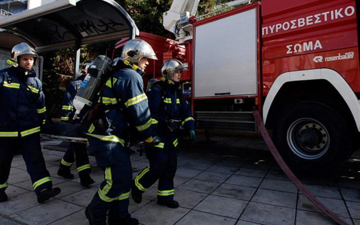 Paphos furniture shop gutted by fire