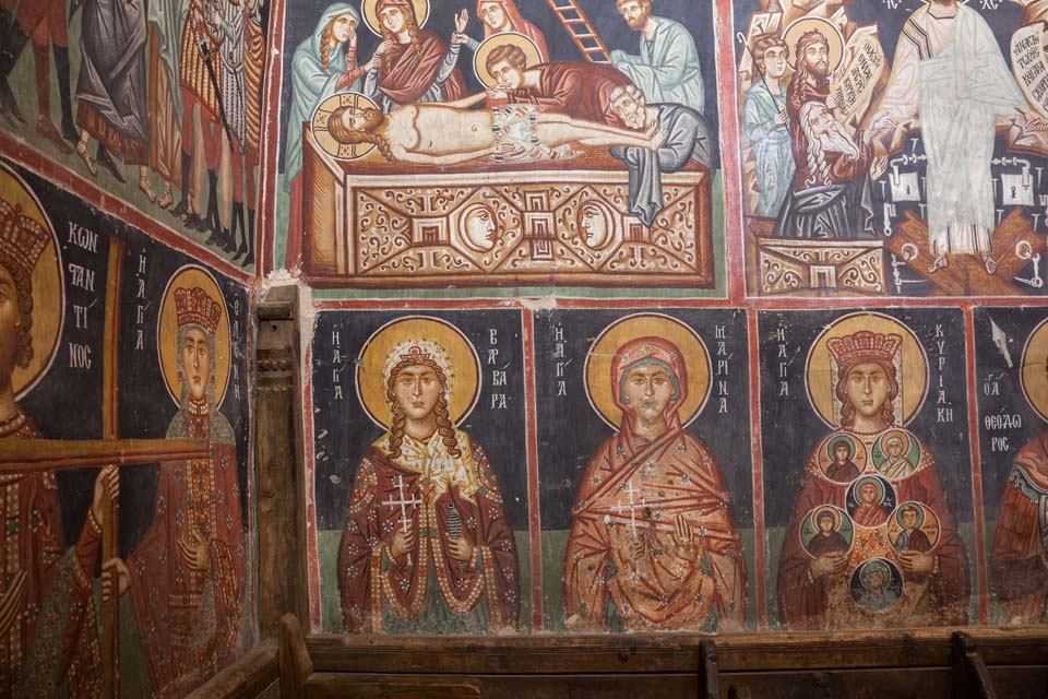 Frescoes – Icons in Solea Valley (Part 1)