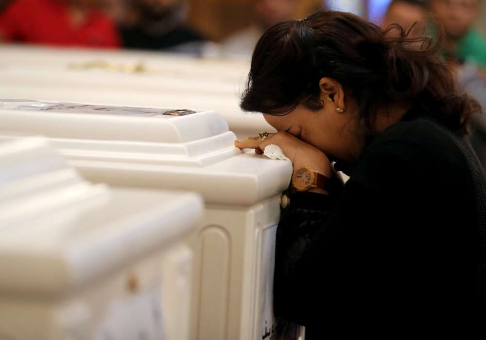 Egypt says 19 militants killed in security operation after attack on Christians