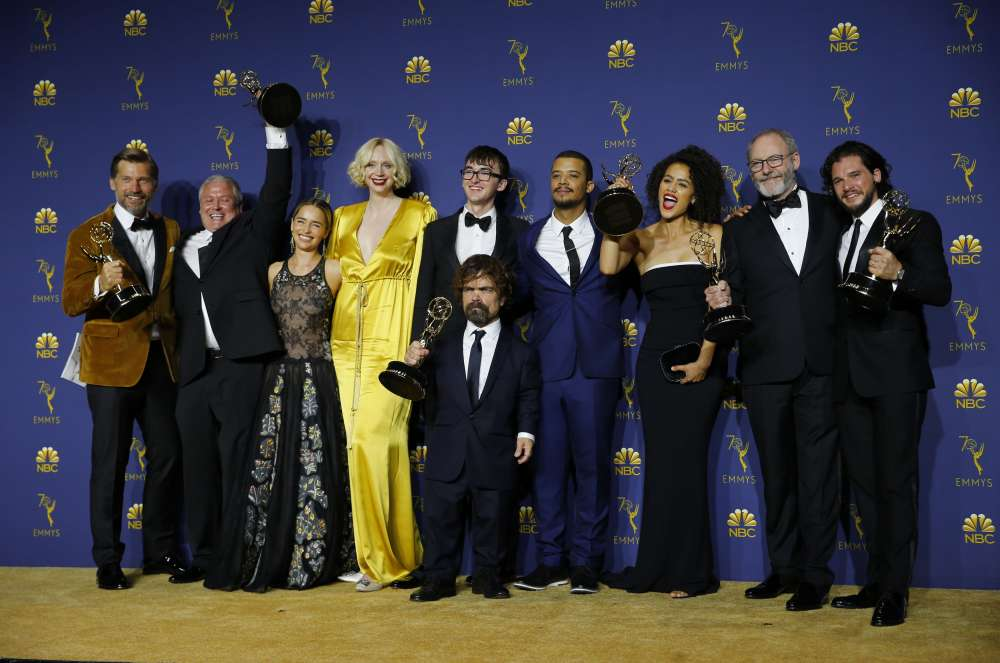 'Mrs. Maisel' and 'Game of Thrones' win top prizes at Emmy awards