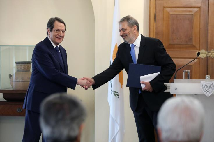 New Minister of Justice and Public Order sworn-in