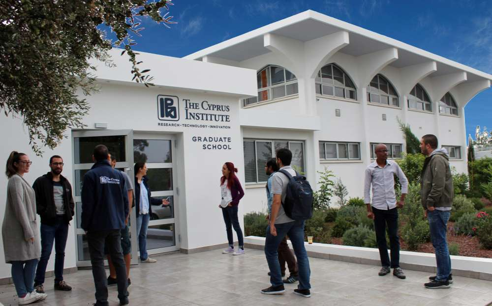 Graduate studies at the Cyprus Institute Graduate School