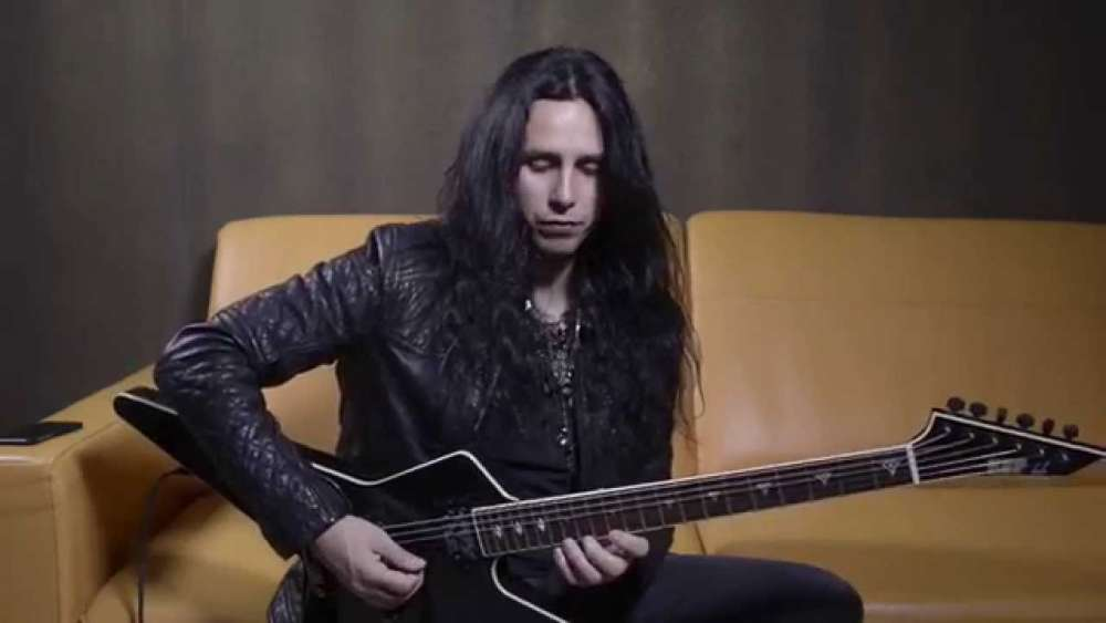 Gus G live at Savino