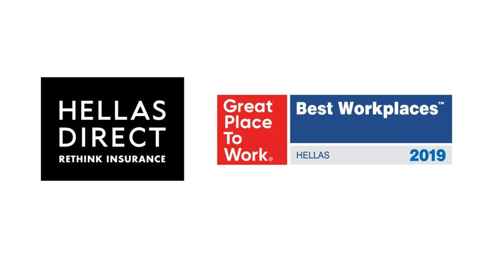 Hellas Direct named as Best Workplace 2019