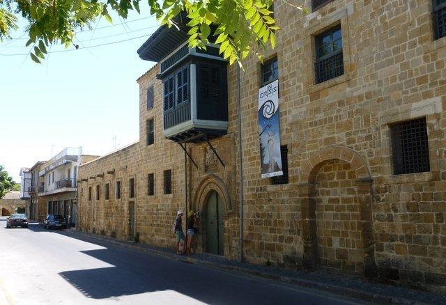 The House of Hadjigeorgakis Kornesios - Ethnological Museum