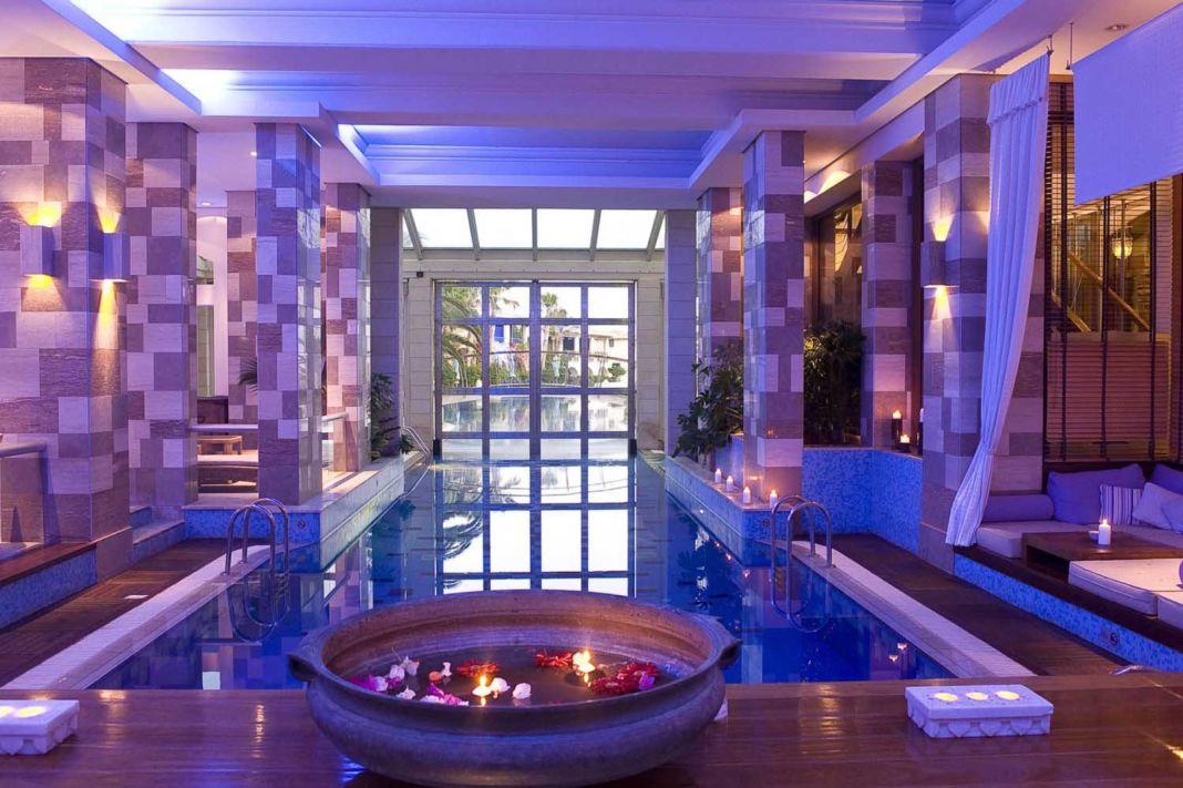 Hebe Spa at the Columbia Beach Resort