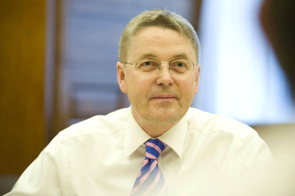 PM May's former senior adviser