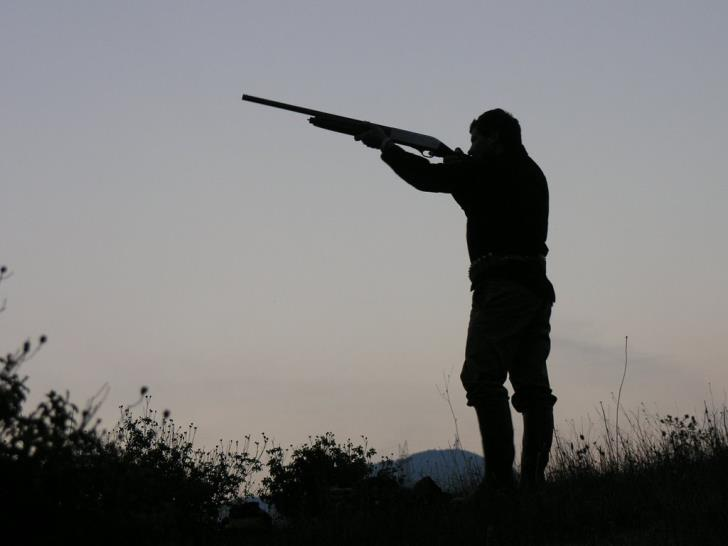 65 year old caught hunting with silencer