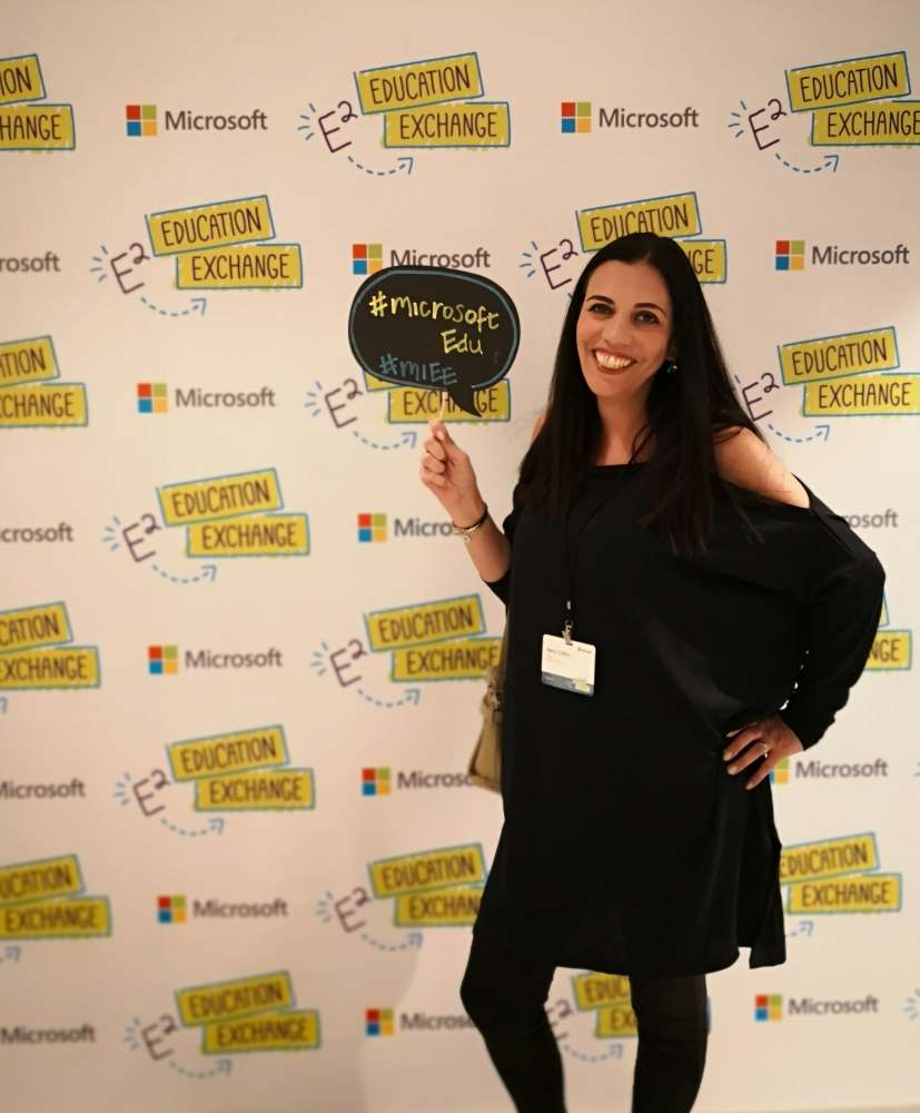 Cyprus teacher selected to attend Microsoft's E2 Educator Exchange