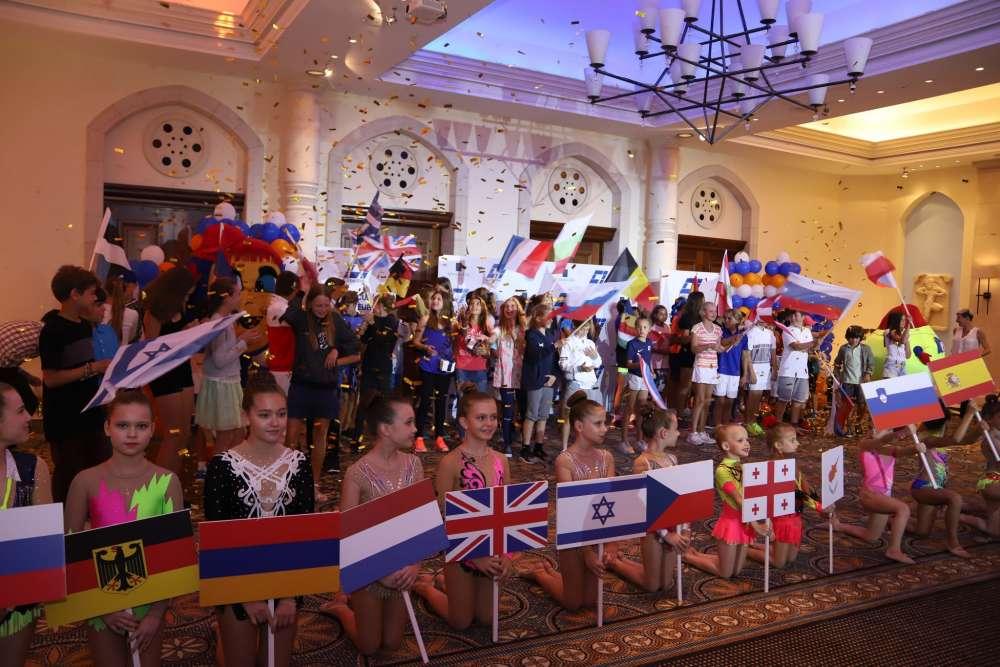 Cyprus hosts Tennis Europe 2019
