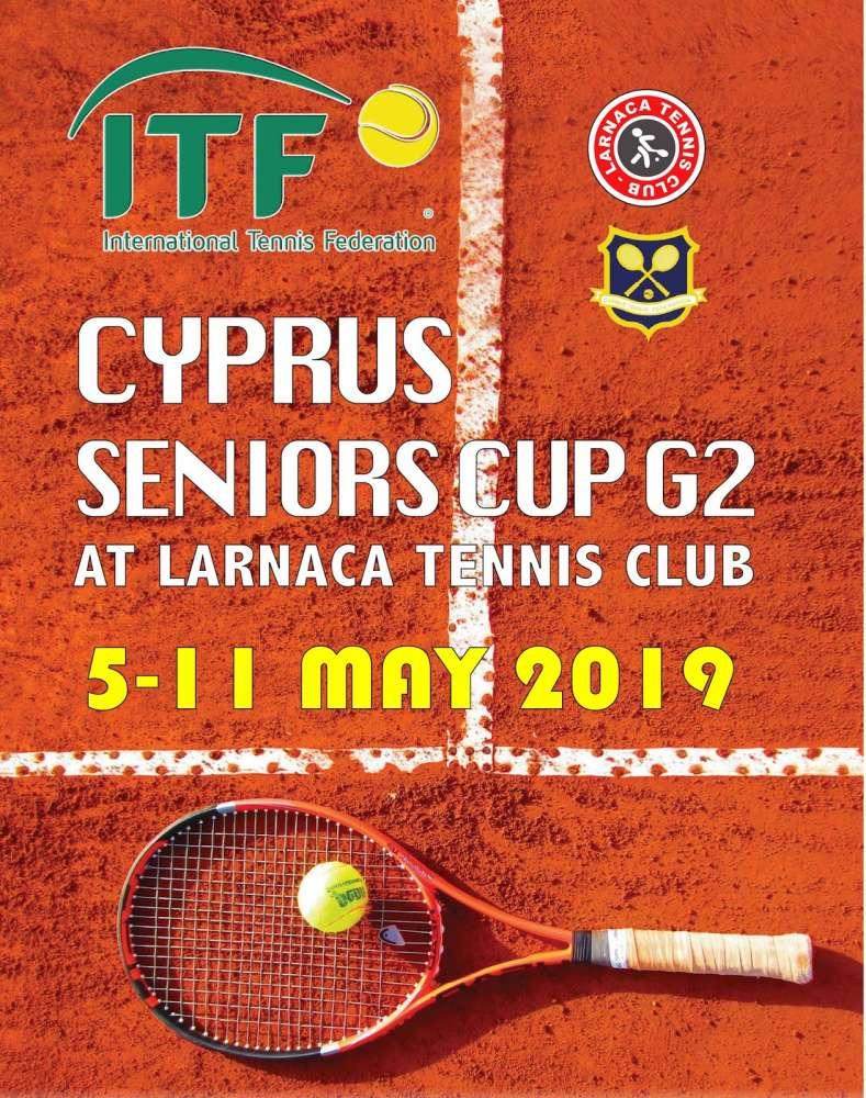 ITF Cyprus Seniors Cup G2 2019