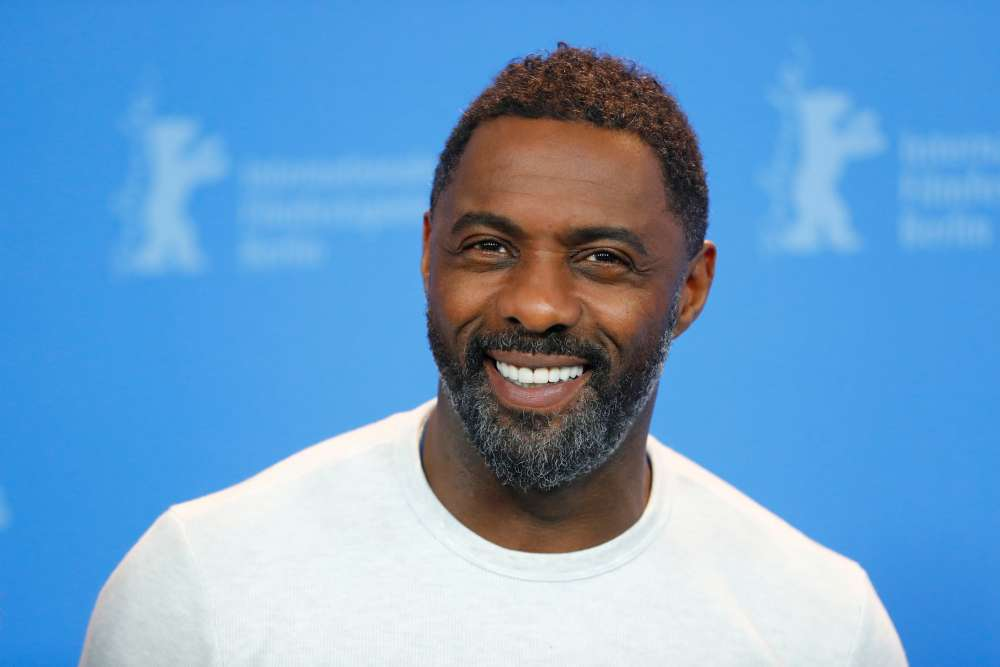 Idris Elba named 'Sexiest Man Alive'