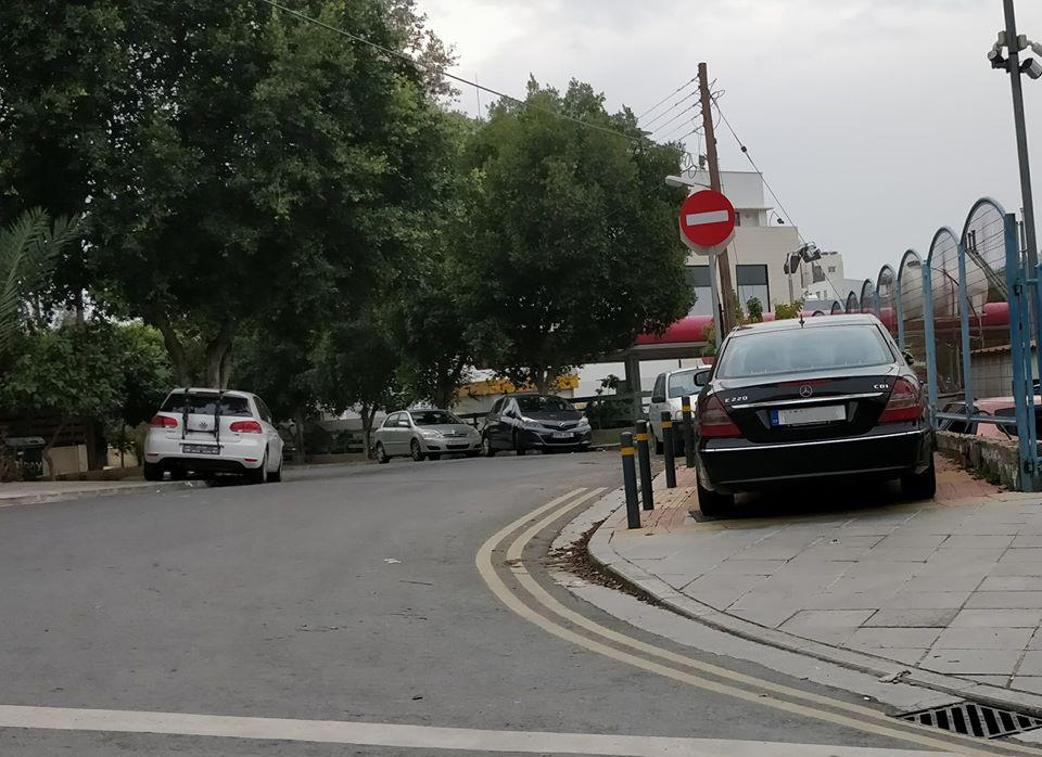 Paphos: parking violations getting out of control
