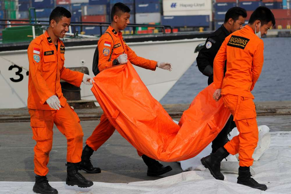 Indonesia jet had damaged airspeed indicator on last four flights -official