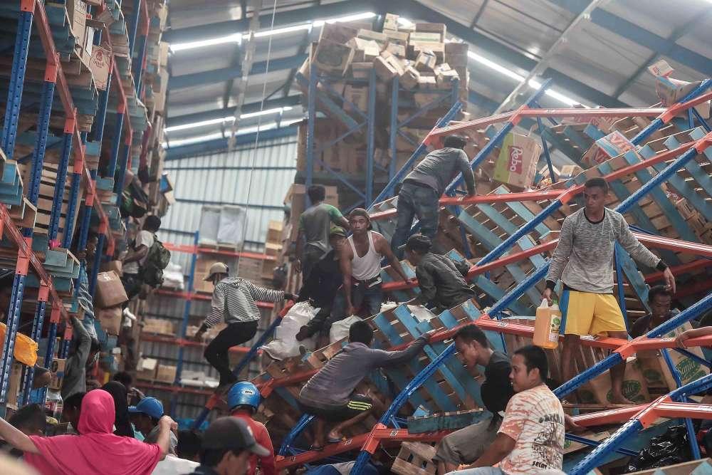 Indonesia Tsunami: Death toll reaches 1