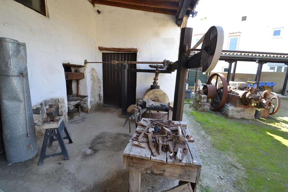 Industrial Museum - Agia Varvara village