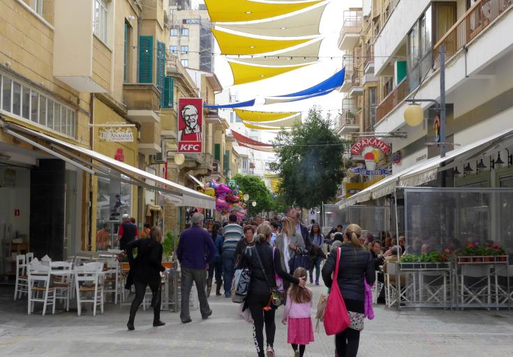 Inflation in Cyprus expected to turn negative for September at -0.5%