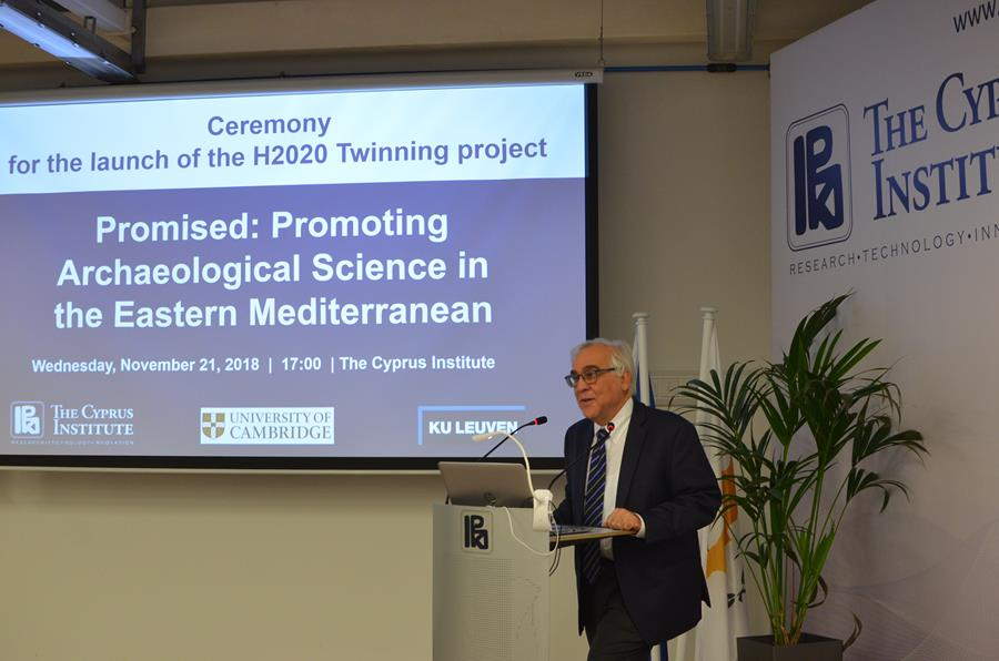 Promised: Promoting Archaeological Science in the Eastern Mediterranean (video)