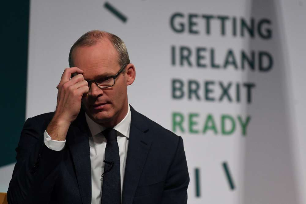 Ireland says UK cannot unilaterally scrap border backstop
